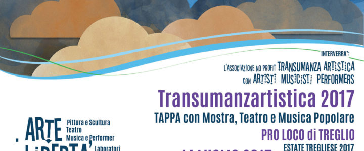 Transumanzartistica 2017