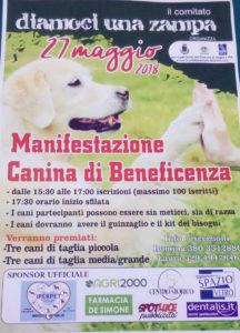 manifestazione canina